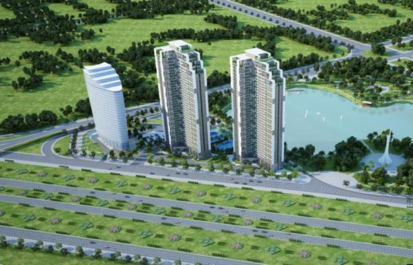 """Chủ đầu tư uy tín """"Bắc tiến"""" ra mắt dự án đầu tiên tại Hà Nội"""