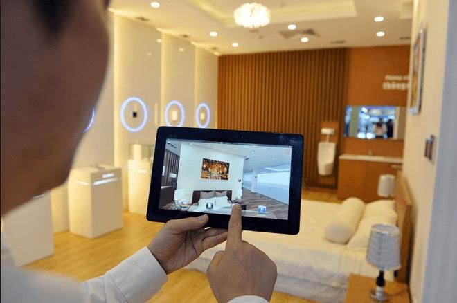 Smart living xu hướng mới trong thiết kế căn hộ chung cư cao cấp