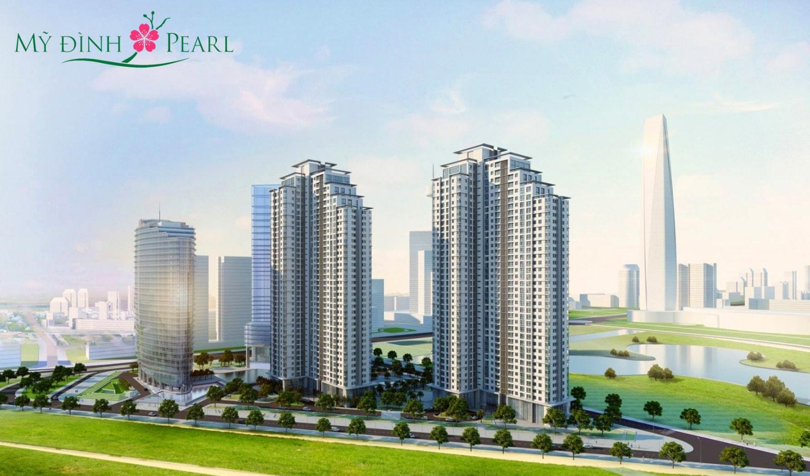 Chính sách bán hàng chung cư cao cấp Mỹ Đình Pearl có gì hấp dẫn?