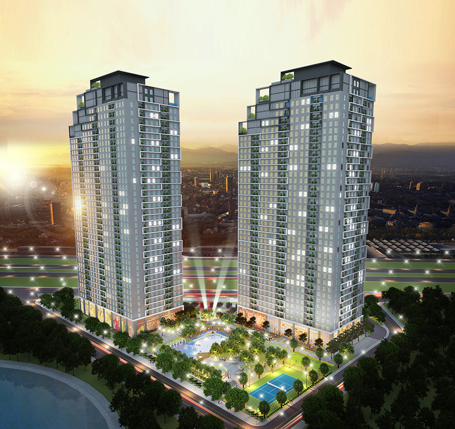 Tổ hợp căn hộ cao cấp Mỹ Đình Pearl được Sở Xây Dựng Hà Nội công nhận là dự án uy tín